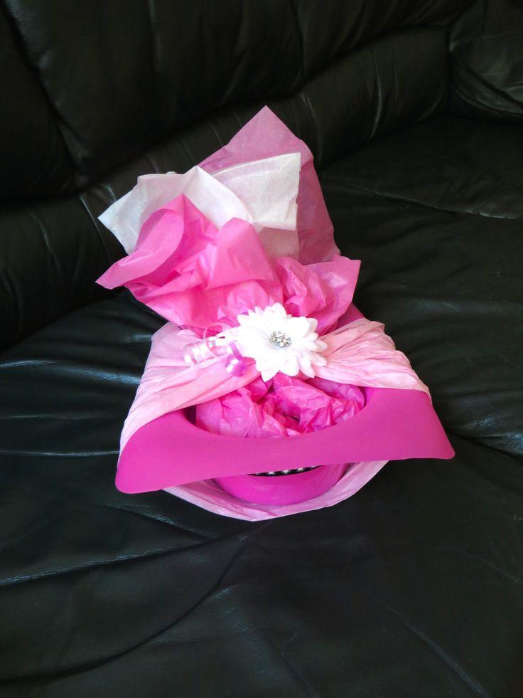 Cowboy Hat Party Idea - Loot Bag or Favour