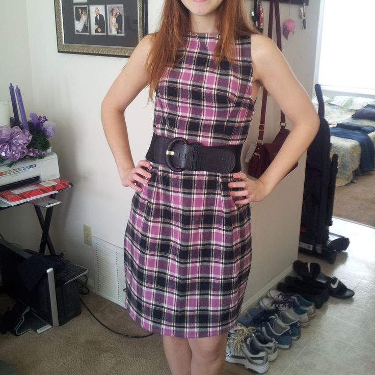 I love this Plaid version of the Pinafore Dress. Please visit my site for the Free Download. Subscribe or shop for more Sewing Patterns, Videos and eBooks.  https://angelakane.com/free_sewing_patterns