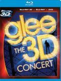 Glee: The 3D Concert [3D] [Blu-ray/DVD] [Blu-ray/Blu-ray 3D/DVD] [English] [2011], 31360401