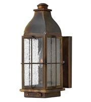 Show products in category Hinkley Lighting 2040SN Outdoor Sconce Lighting Bingham
