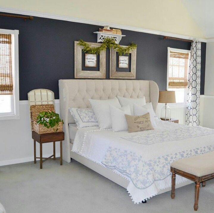 25 best ideas about navy accent walls on pinterest blue - Blue accent walls for living room ...