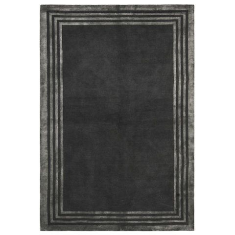 Ellington Border - Platinum - Nepalese - Floorcovering - Products - Ralph Lauren Home - RalphLaurenHome.com
