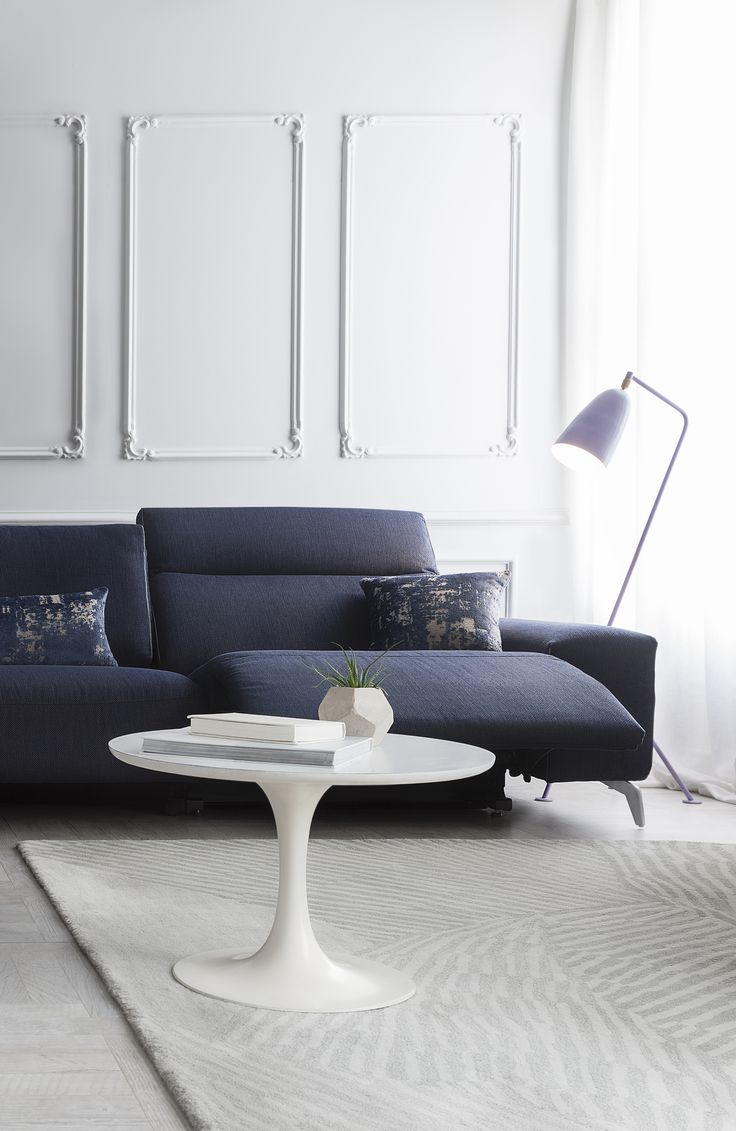ROM Luxury Sofa Collections Feature Customisable Power Recliners With  Stylish Ergonomic Sofa Designs, With Every
