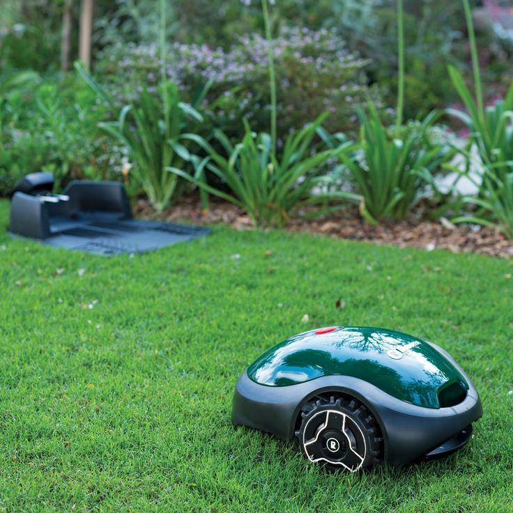 Robot tagliaerba RX12. Solo 499 euro.