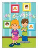 Programmation sur le thème des émotions avec des activités éducatives; jeux, bricolages, coloriages, histoires, comptines, chansons, fiches d'activités imprimables.