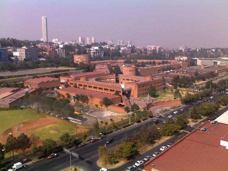 Universidad Iberoamericana, Ciudad de México. This is where I spent a semester of my junior year in college.