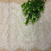29 см высокое качество корея стиль хэллоуин марк и платье материал шнурка свадебные украшения кружевной отделкой и ткани