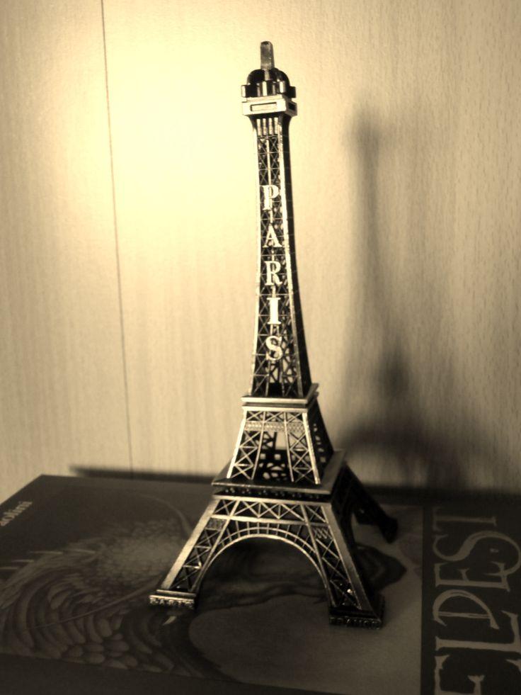 Moje malá Eiffelovka