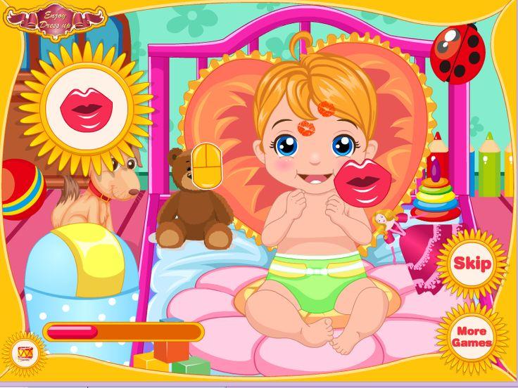 Baby Nursery Love   http://www.enjoydressup.com/baby-nursery-love