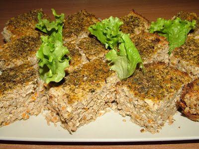 Smak Zdrowia: Pasztet z piersi kurczaka