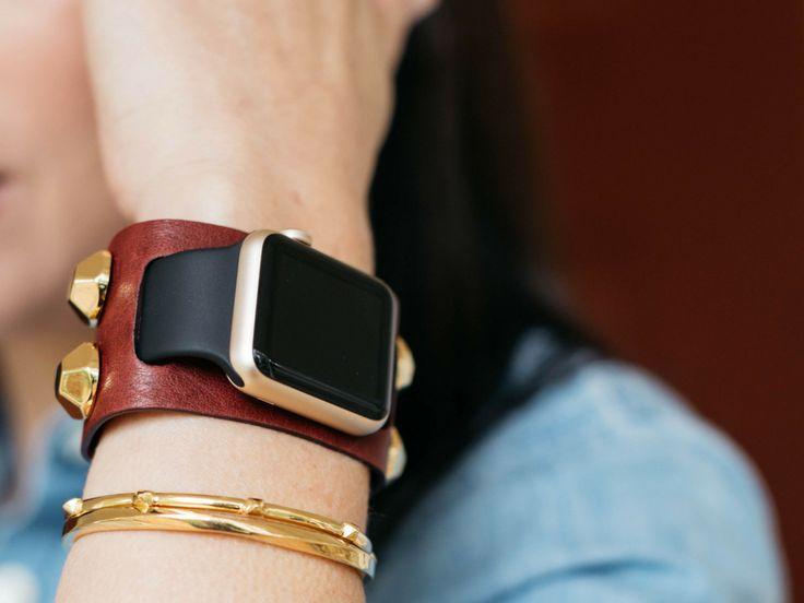 Stylish holiday tech gifts: Apple Watch Band   Holiday Tech Guide
