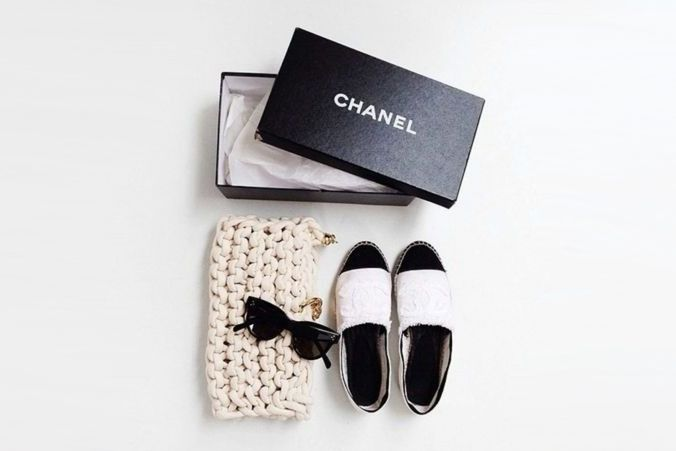 chanel sneakers chanel shoes fall photography italian style chanel ...