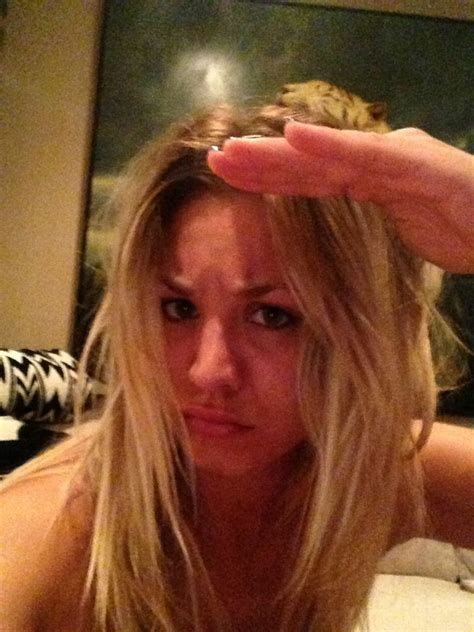 Sorry, Naked kaley cuoco videos think, that