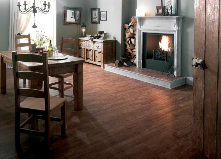 vintage timber vinyl flooring hunters at home