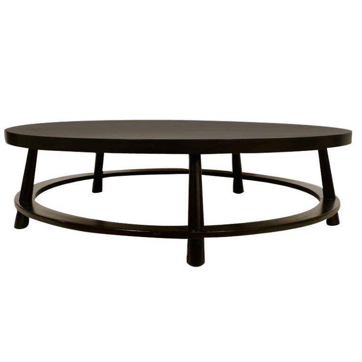 Peripheral Round Coffee Table