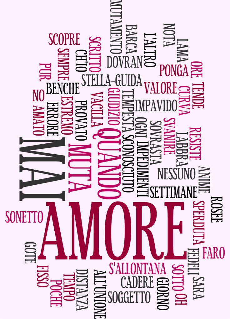 """Sonetto n. 116"", di William Shakespeare"