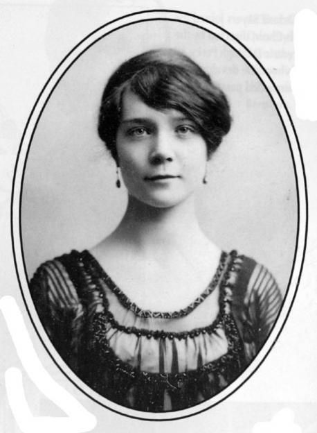 The genius Dorothy L. Sayers as a young woman. http://www.openroadmedia.com/dorothy-l-sayers