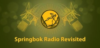 Springbok Radio - a radio station lives on because of its listeners > blog post for World Radio Day 2013 #WRD13