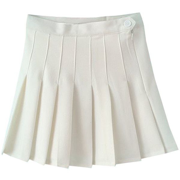 25  best ideas about White high waisted skirt on Pinterest | High ...