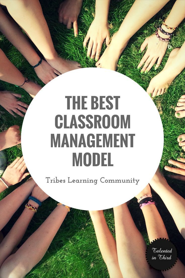 Tribes Learning Community: Classroom Management Model, Cooperative Learning, Group Work, Community Building, Classroom Community