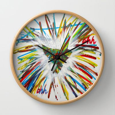 ThePeaceBombs - JJT Wall Clock by ThePeaceBombers - $30.00ThePeaceBombs - Good day for Peace Wall Clock by ThePeaceBombers - $30.00 #peace #decor #clock #home #trendy #thepeacebomb#shopping
