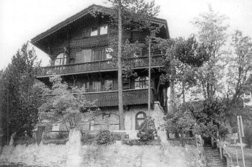 casa al Maloja