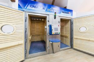 Hotel&SPA - #cryotherapy #cryosauna #wholebody