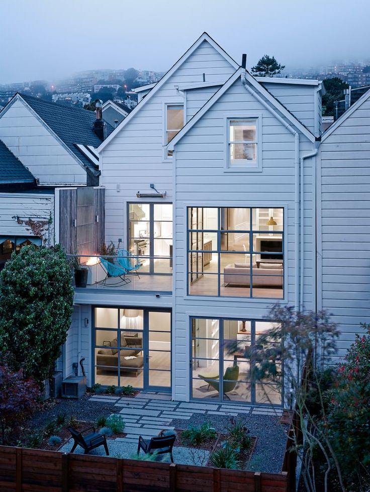 Modern Architecture San Francisco 23 best san francisco modern exterior homes images on pinterest