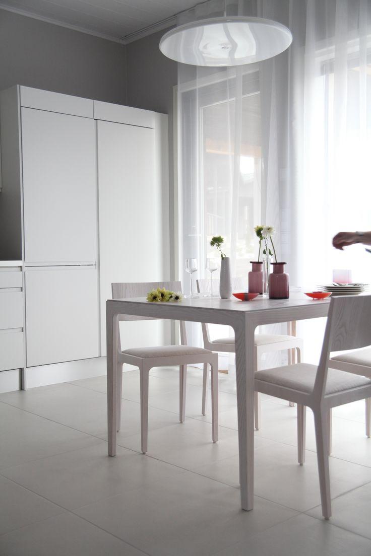 Sisustussuunnittelu Annukka Tolamo  Noppakoti A  Jyväskylän Asuntomessut 2014