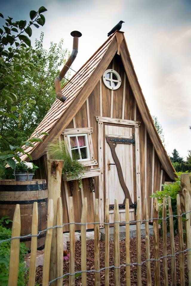 16 best Abri de jardin - cabane de jardin Casa Mirabilia images on ...