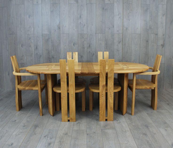 U0027Prideaux Extending Dining Table And Chairsu0027, Nottinghamshire  Rosalind  Sinclair, Lee Sinclair