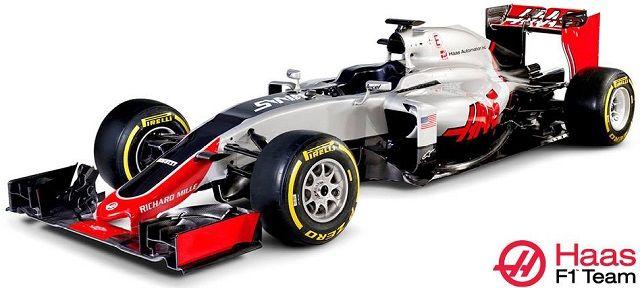 Haas F1 Team: Apresentação do VF-16, que fará testes em Barcelona  Veja o vídeo no fim do texto