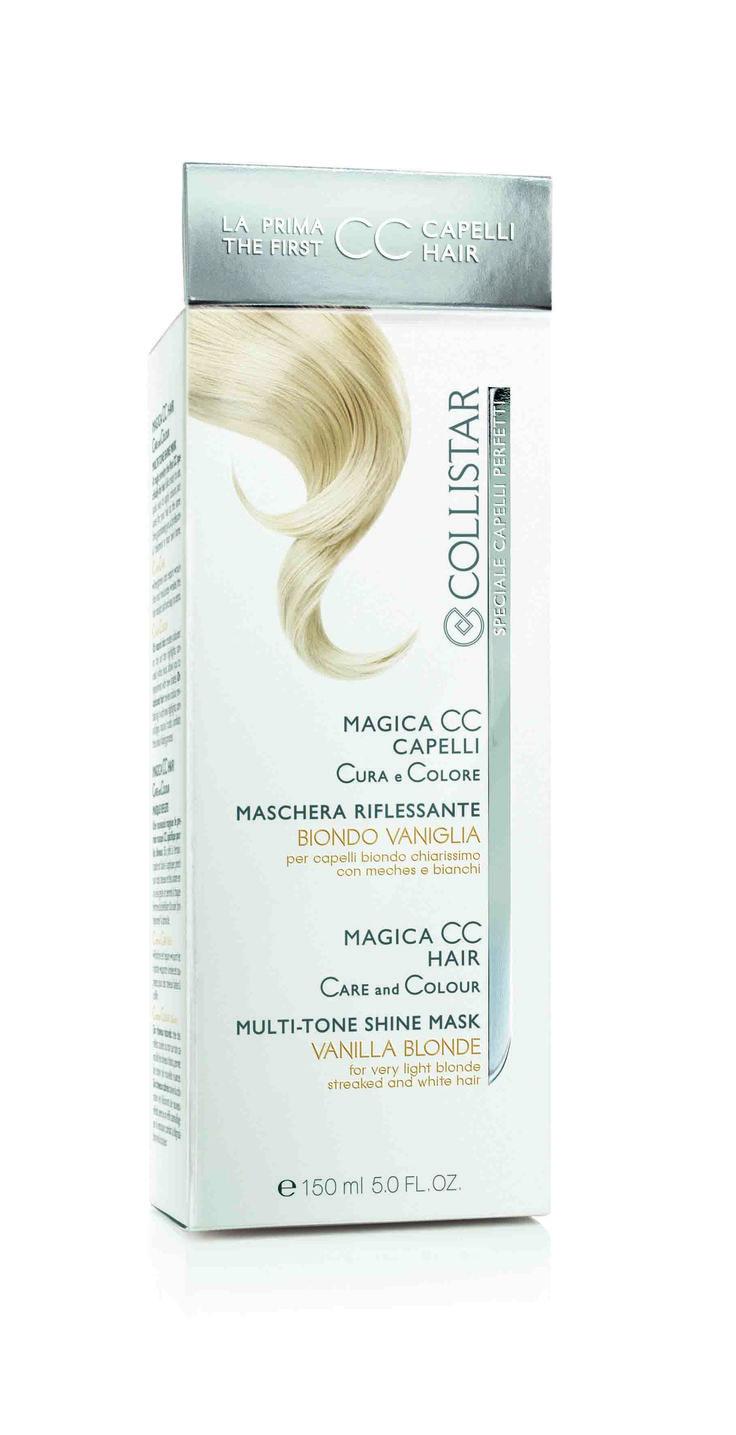 Magica CC Capelli Biondo Vaniglia #Collistar #MagicaCC #capelli #colore #nuance #tinta #color #biondo #blonde #vaniglia #vanilla