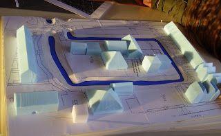 Ontwerp-je-wijk-spel Educatief spel/leerpakket waarbij leerlingen moeten nadenken over de basis van de stedenbouw. Leerlingen denken na over hoe de wijk moet worden ingedeeld, wat best waar gepositioneerd wordt etc.