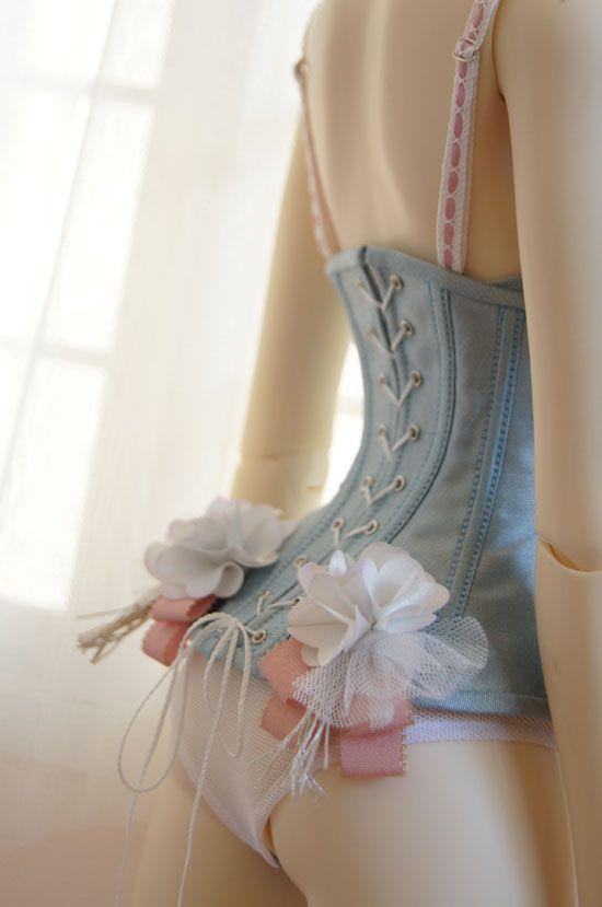 コルセットドレス*Religieuses* | Atri