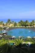 Phuket - Hilton Resort, ~ $150/night. Close to local Phuket attractions. Spectacular scenery, sunsets, elephant trekking, beaches of Kata Noi are great to relax,