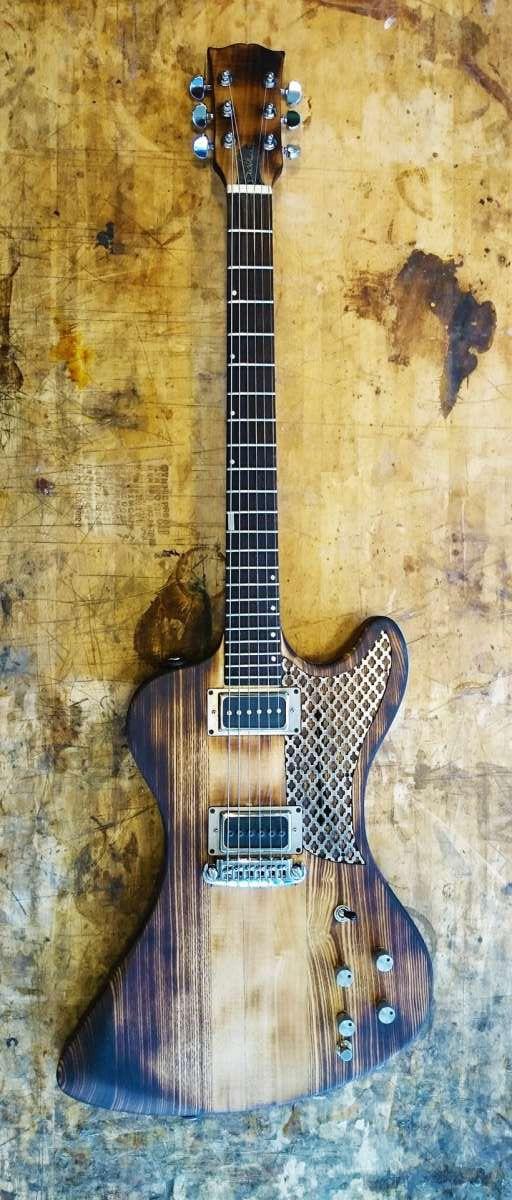 RigiD True Burst - DasViken guitars