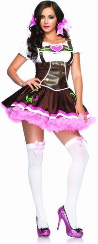 Lil German Girl Adult Costume