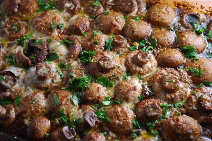 A very special simple mushroom roast in very few minutes.