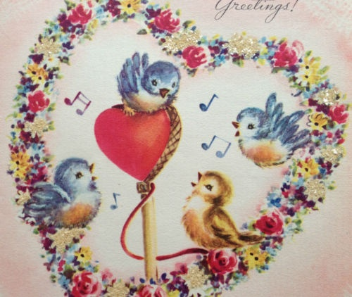 450 best images about Valentines Day – Singing Valentine Cards