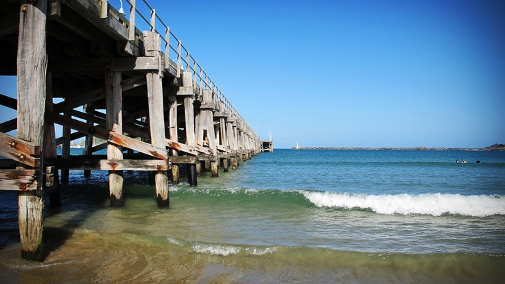 The Jetty at Coffs Harbour  -Can i move there right now? i really hate winter!