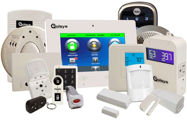 The importance of an alarm system on houses