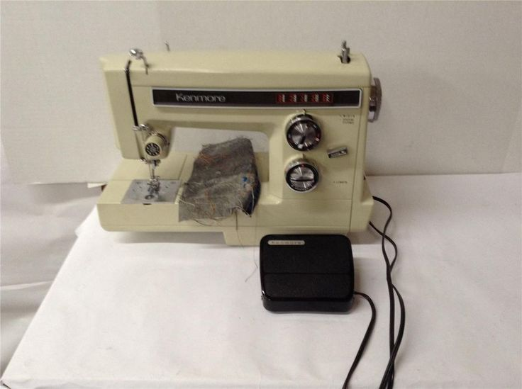 the 23 best sewing machines images on pinterest sewing machines rh pinterest co uk Kenmore Model 148 Sewing Machine Kenmore Sewing Machine Instruction Manual