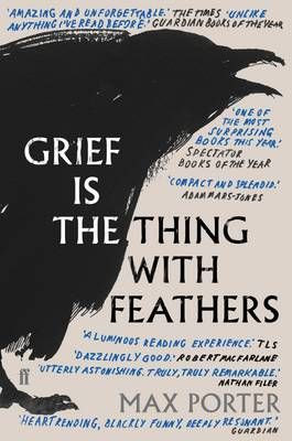 Grief is the Thing with Feathers - I absolutely love this book!