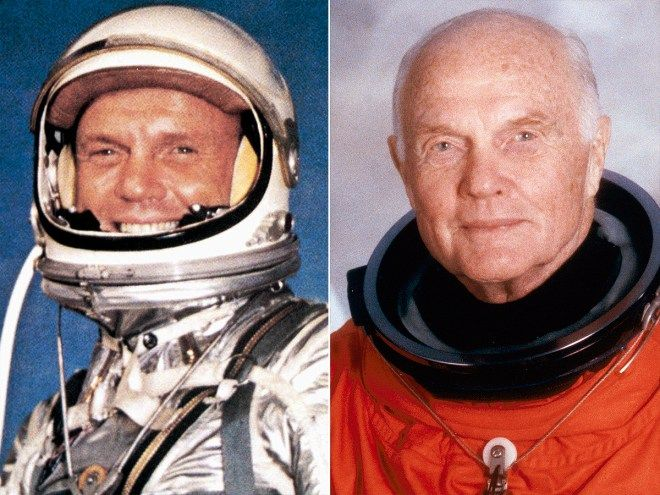 John Glenn died at 95 Thursday, and his importance to NASA and the U.S. space program cannot be overstated