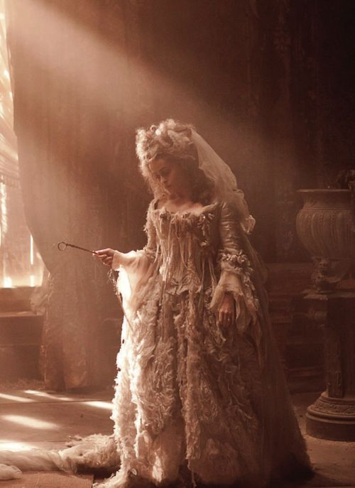 Helena Bonham Carter in Great Expectations//