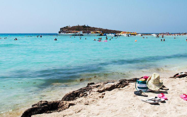 Best Beaches in Europe: Nissi Bay Beach, Ayia Napa, Cyprus