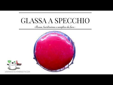 Glassa per torte - YouTube