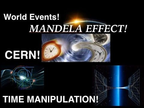 CERN Mandela Effect TIME Matrix Manipulation & Stargate Portals  - Published on Nov 28, 2015  This show is packed with 700 slides! We have a new format to try to protect the show from hackers that keep deleting our material.