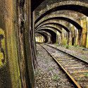 Connaught Tunnel (Newham): A chance to walk through this Victorian brick-arched tunnel beneath the Victoria Docks, before it's recalled to l...